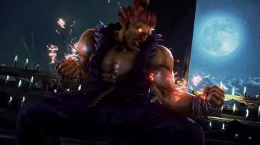 Tekken 7 Akuma Design