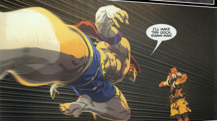 Why I Love Street Fighter's Adon WP 01