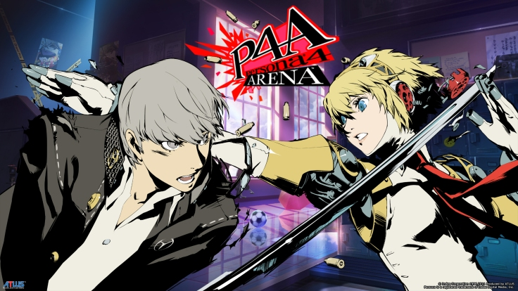 The Future of the Persona 4 Arena Series WP 02