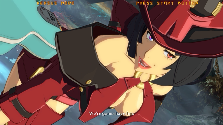Why I Love Guilty Gear's I-No WP 01