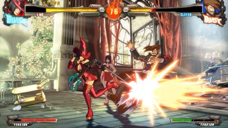 Why I Love Guilty Gear's I-No WP 02