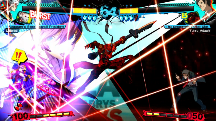 Why I Love Persona 4 Arena's Labrys WP 02